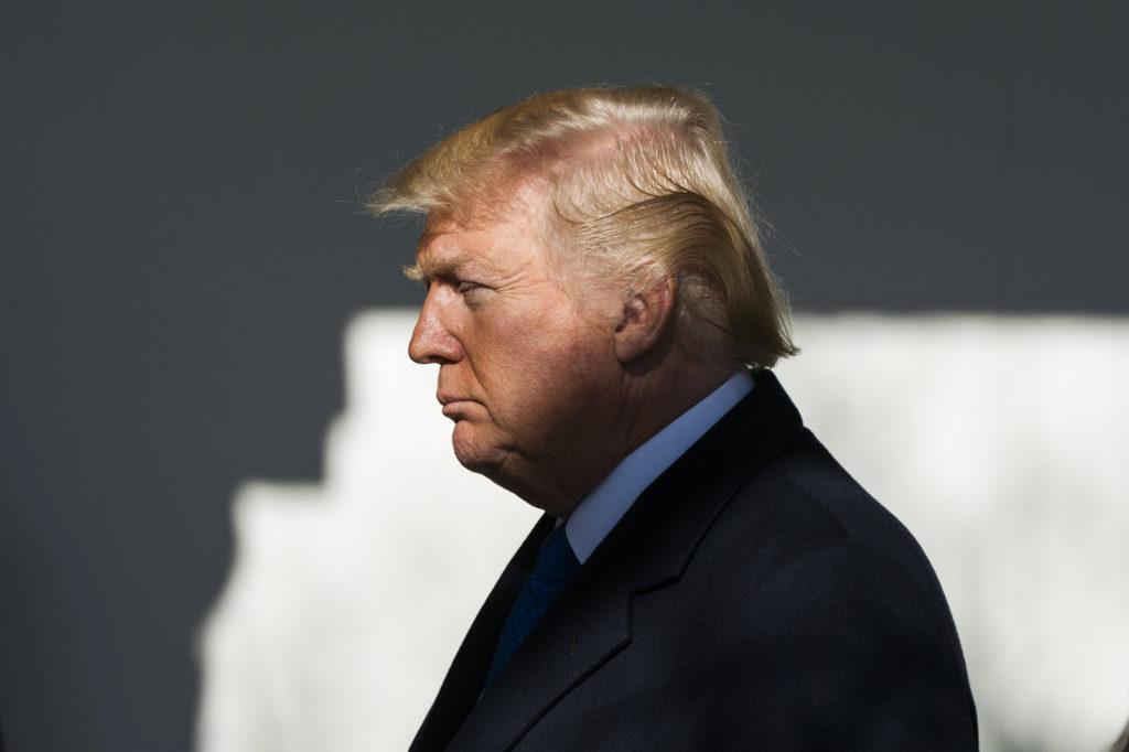 Donald Trump reelección