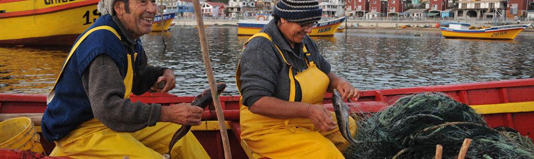 Chile y los desechos de plástico en el mar que recolecta para reciclado