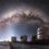 Cielo en Atacama permite a astrónomos dilucidar misterios del universo