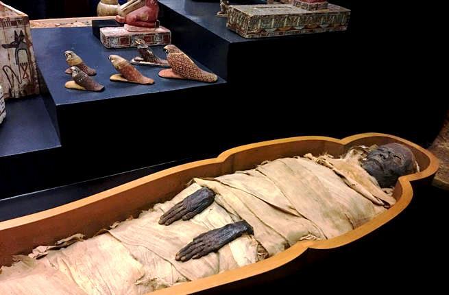 Arqueología entre Chile y Egipto