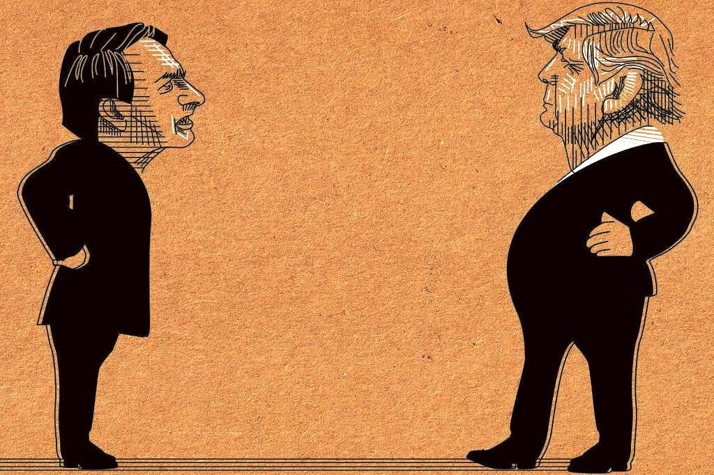 Trump y Bolsonaro, idénticos según Sebastião Salgado