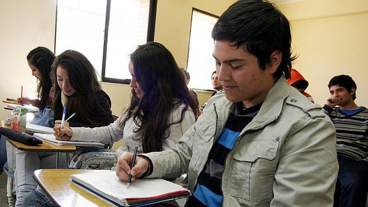 Educación en Chile, peor impacto por disturbios de 2019 que…
