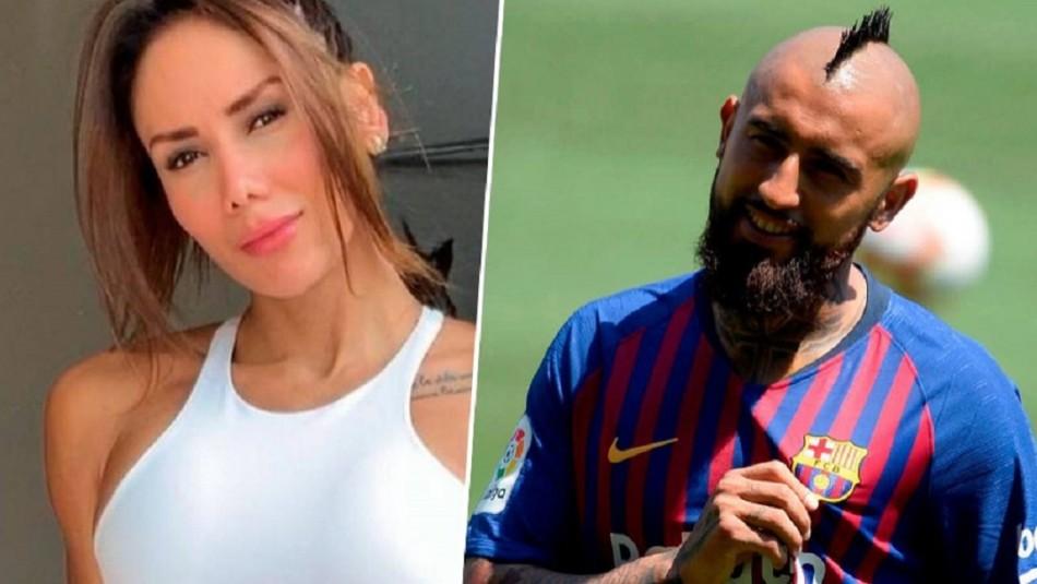 Arturo Vidal Ya No Es Mas Pareja De La Modelo Sonia Isaza Colombian fitness model isaza is said to have been binned as. pareja de la modelo sonia isaza