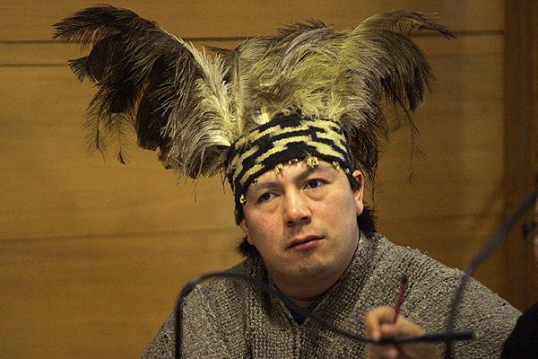 Corte rechazó darle arresto domiciliario a líder mapuche
