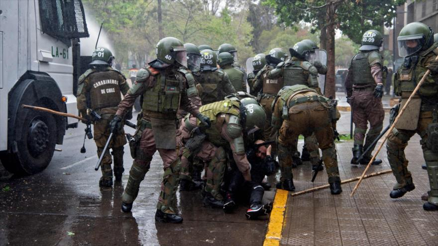 Chile envía tropas con medidas enérgicas contra mapuche